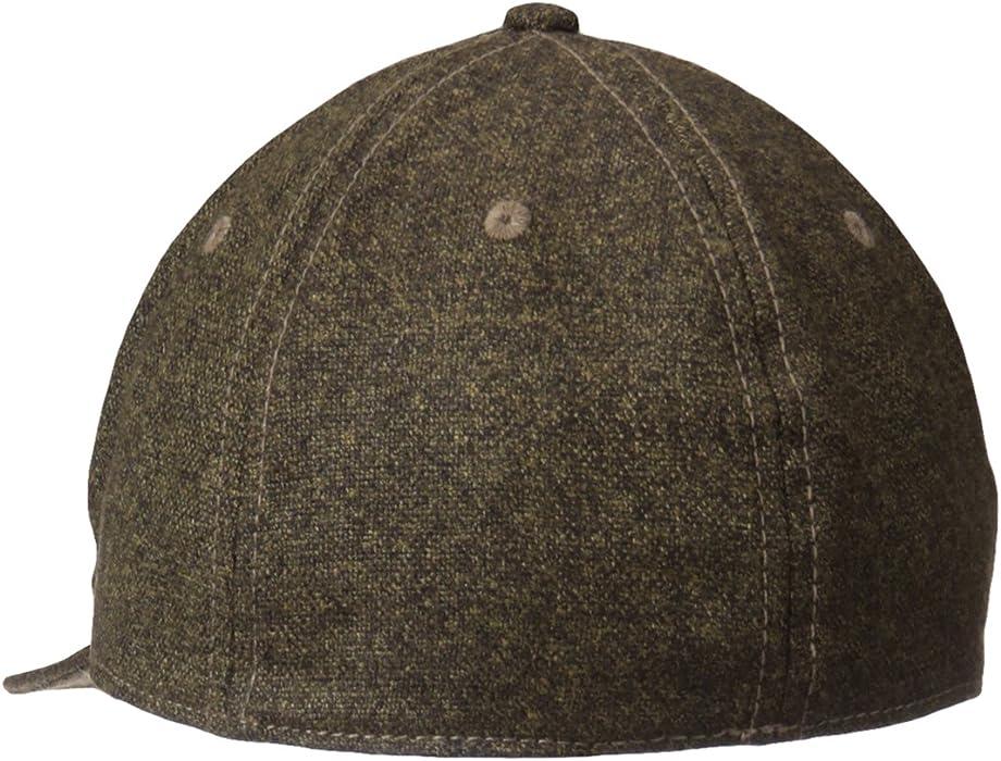3a5308c45d0 Amazon.com  Ben Sherman Men s Wool Baseball Cap