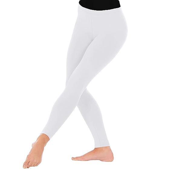 c9367d06c8cab9 Eurotard 44333 Adult Microfiber Ankle Leggings at Amazon Women's Clothing  store: