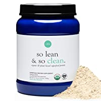 Ora Organic Vegan Protein Powder - 21g of Plant-Based Protein with Greens and Enzymes for Digestion | Keto-Friendly, Paleo, Dairy-Free, Gluten-Free, Soy-Free - Vanilla Chai Flavor, 20 Servings