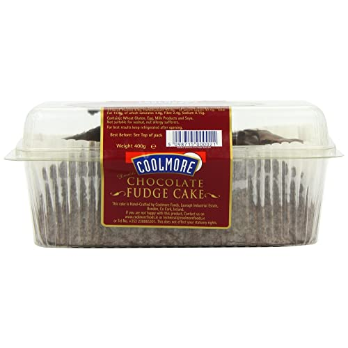 Coolmore Foods Chocolate Fudge Cake (Pack of 3)