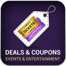 Event Tickets and Deals - Concerts Shows Entertainment