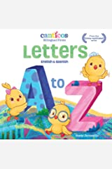 Letters A to Z (Canticos Bilingual Firsts) Kindle Edition