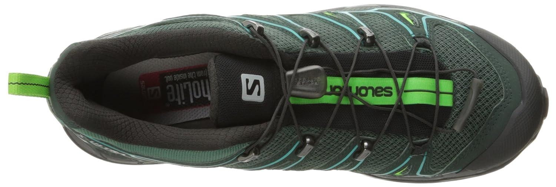 Salomon Damen X Ultra 2 W W W Hallenschuhe grün ba5f2b