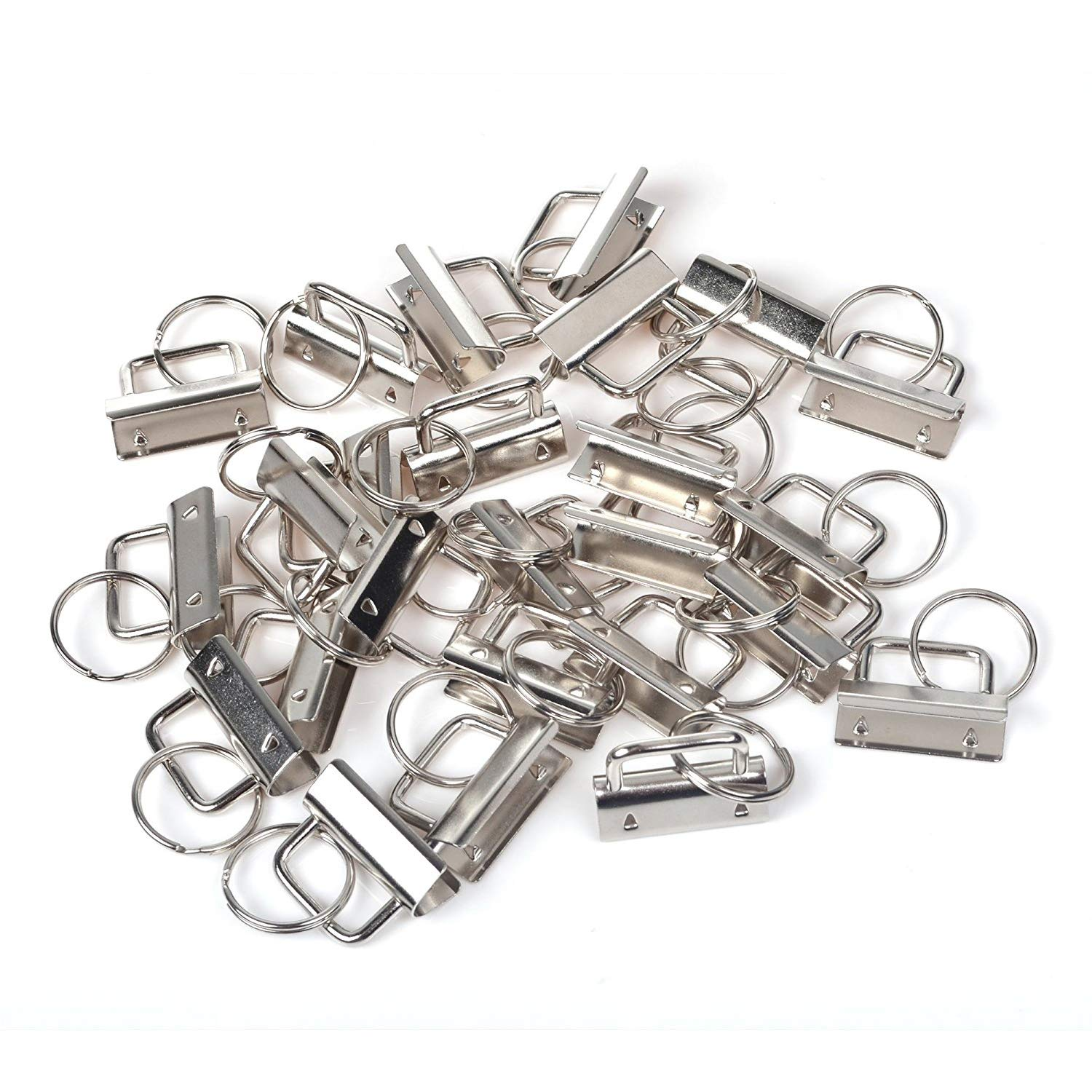 48PCS 925 Sterling Silver Head Pins Finding for DIY Crafting Jewelry Making 30mmx0.5mm