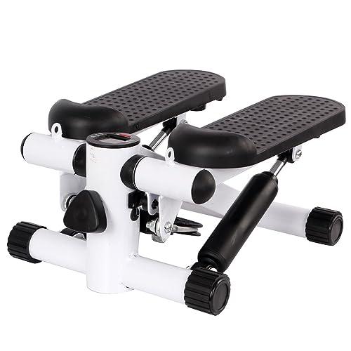 Ardisle Mini Stepper Stepping Legs Arm Thigh Exerciser Fitness Toner  Resistance Up Down Rehabilitation Household Home