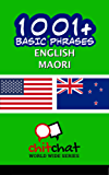 1001+ Basic Phrases English - Maori