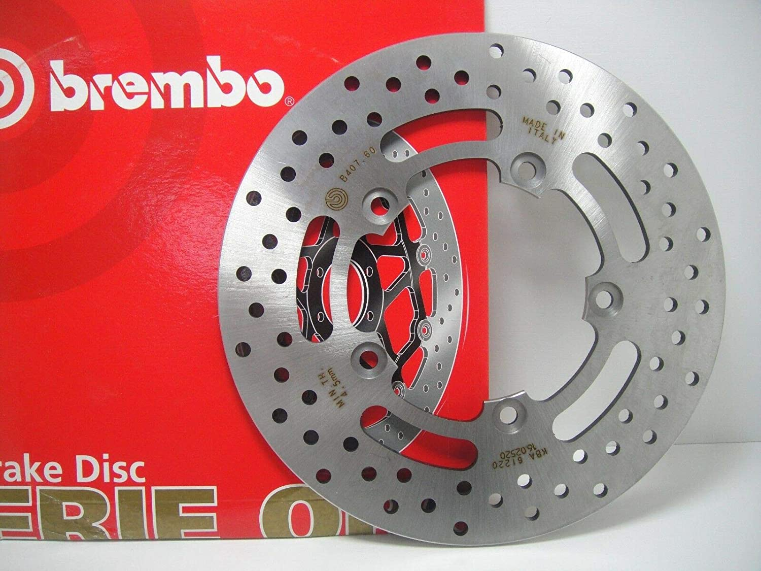 DISCO FRENO POSTERIORE BREMBO BEVERLY ie GT 125 300 2010  BEVERLY ie GT 350 2011