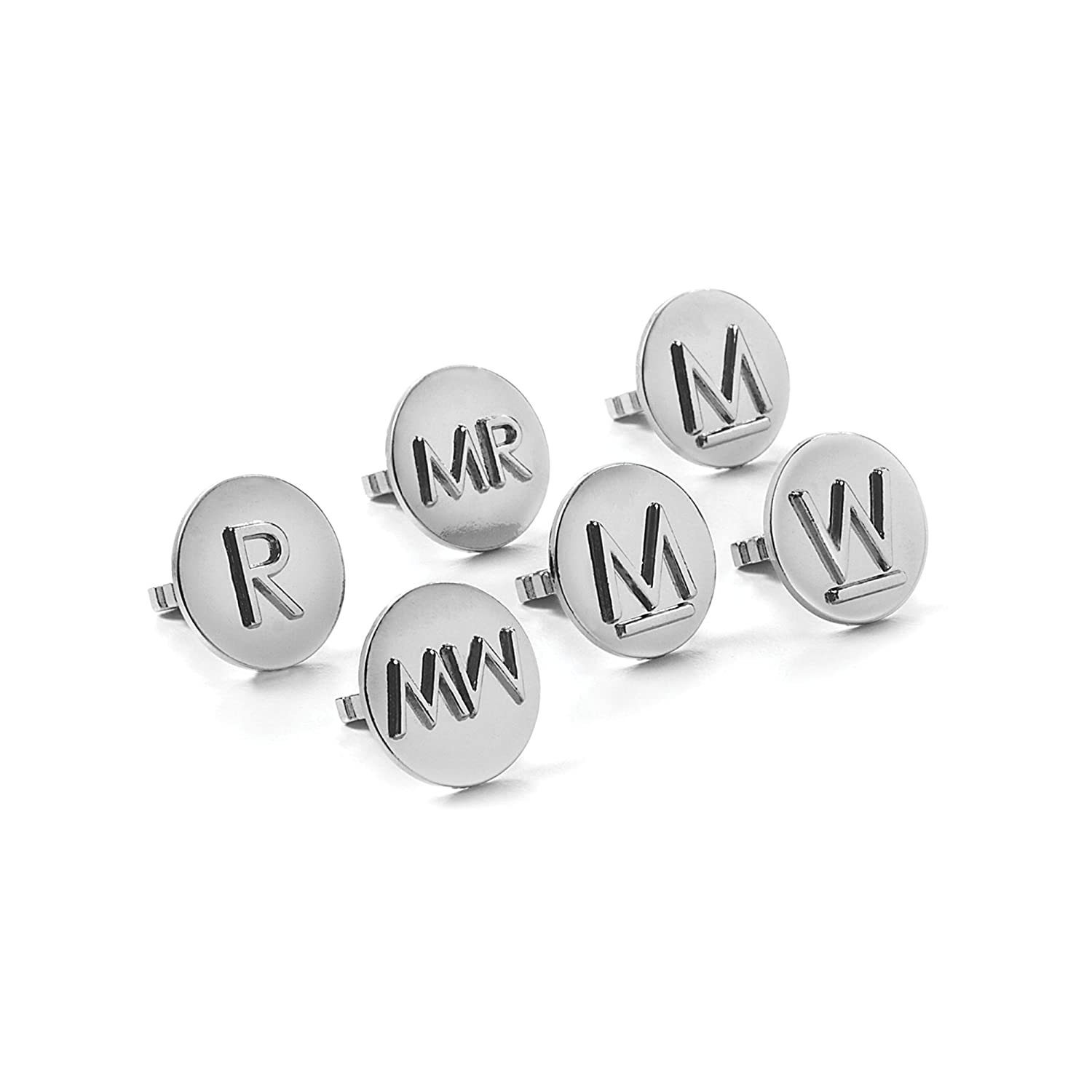 Outset GC105 Steak Collection Grill Charms, Set of 6 FOX RUN