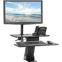 Halter SSW004-MDM001 Height Adjustable Desktop Sit / Stand Elevating Table Top