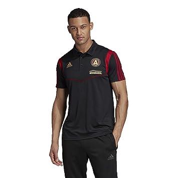 cheap for discount 0be21 fcf78 Amazon.com : adidas Atlanta United FC Men's Performance Polo ...