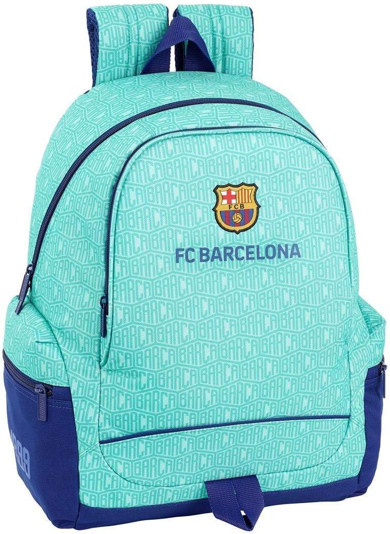 FC Barcelona Mochila Grande Adaptable a Carro, niño: Amazon.es ...