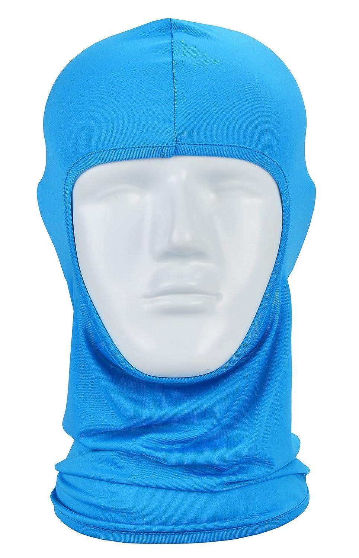 Motorrad Balaclava Gesichtshaube Kopfbedeckung Full Face Sommer Atmungsaktiv-Neu