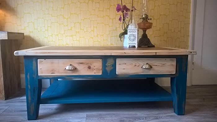 Upcycled Coffee Table, Shabby Chic