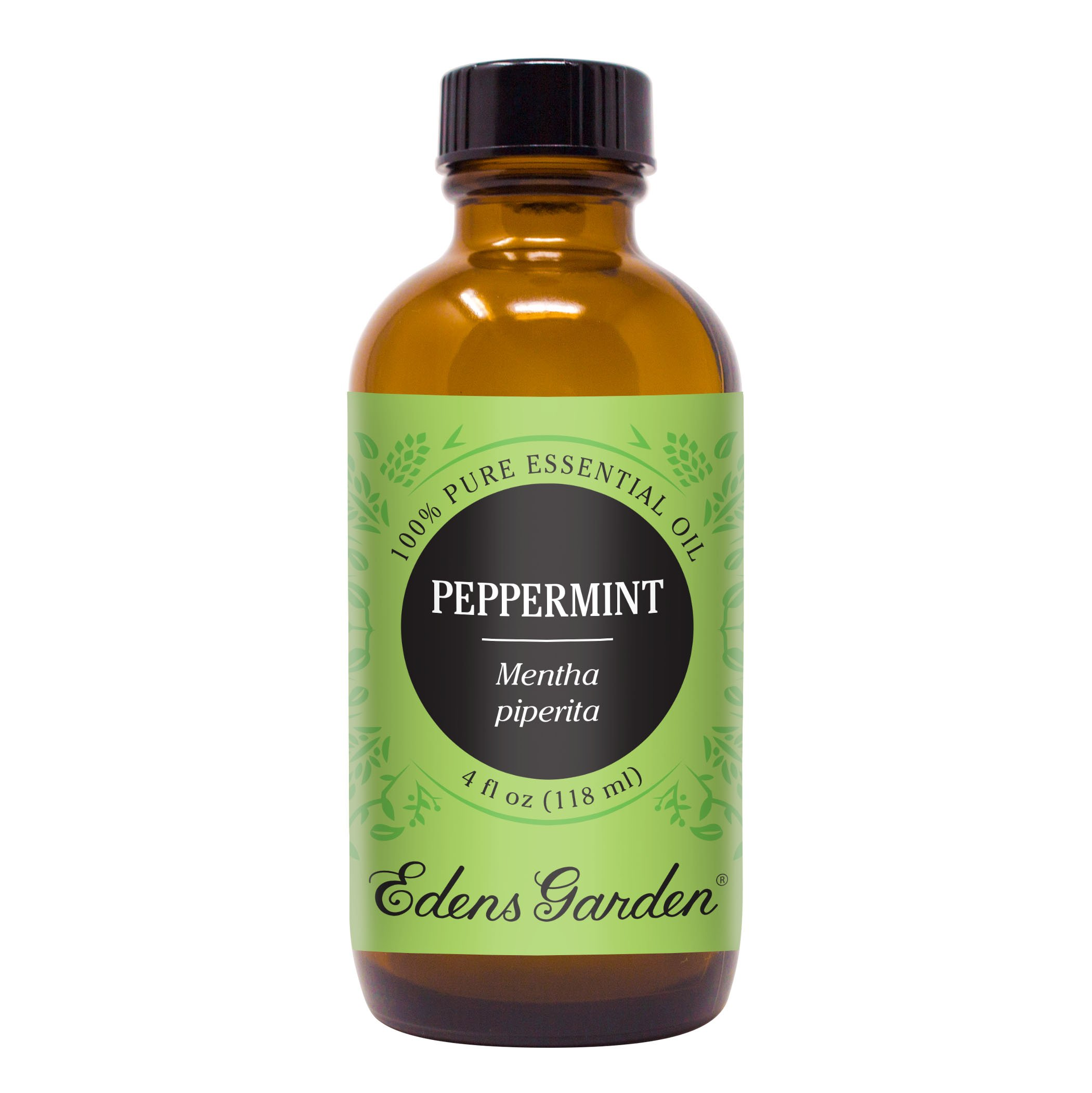Edens Garden Peppermint Essential Oil, 100% Pure Therapeutic Grade (Highest Quality Aromatherapy Oils- Digestion & Energy), 118 ml by Edens Garden