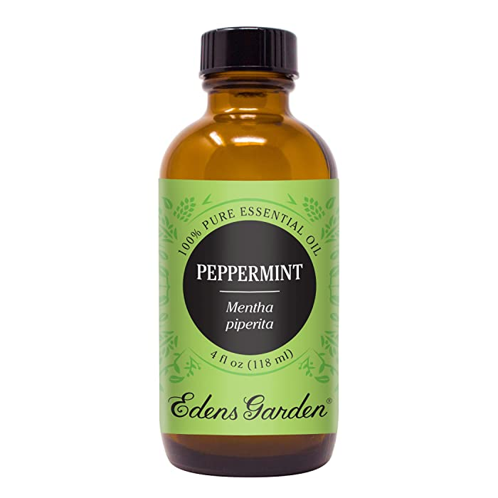 Edens Garden Peppermint Essential Oil, 100% Pure Therapeutic Grade (Digestion & Energy) 118 ml
