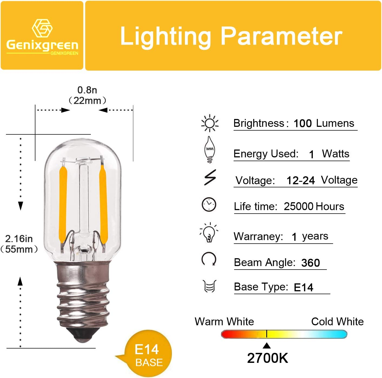 Genixgreen Low Voltage ACDC 12 24V LED