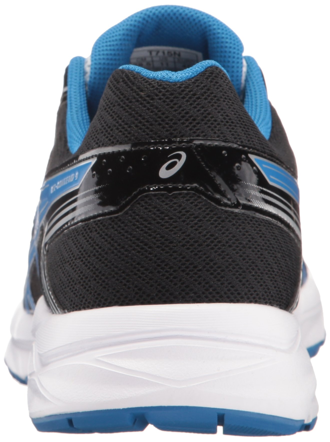 ASICS Men's Gel-Contend 4 Running Shoe, Silver/Classic Blue/Black, 7.5 M US by ASICS (Image #2)