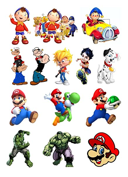 buy cartoon stickers online at low prices in india amazon in