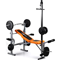 Klarfit Ultimate Gym 3500 Banco de Entrenamiento (Dispositivo