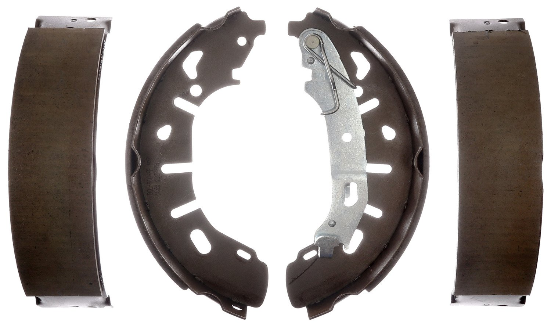 ACDelco 171080B Professional Rear Drum Brake Shoe