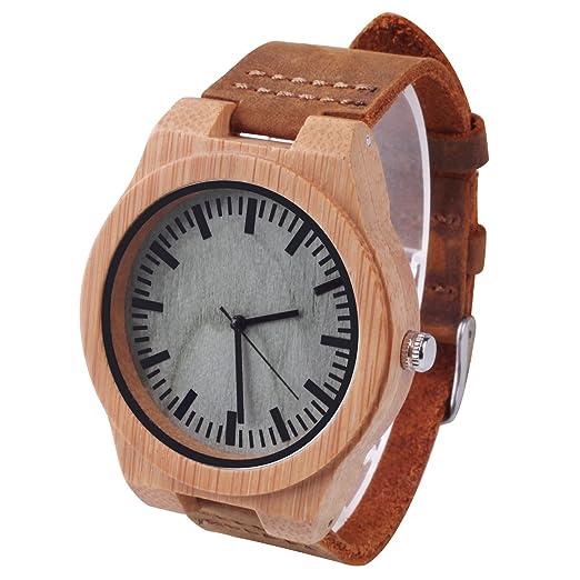 5 opinioni per Produzione originale di orologi in legno Orologio da polso creato