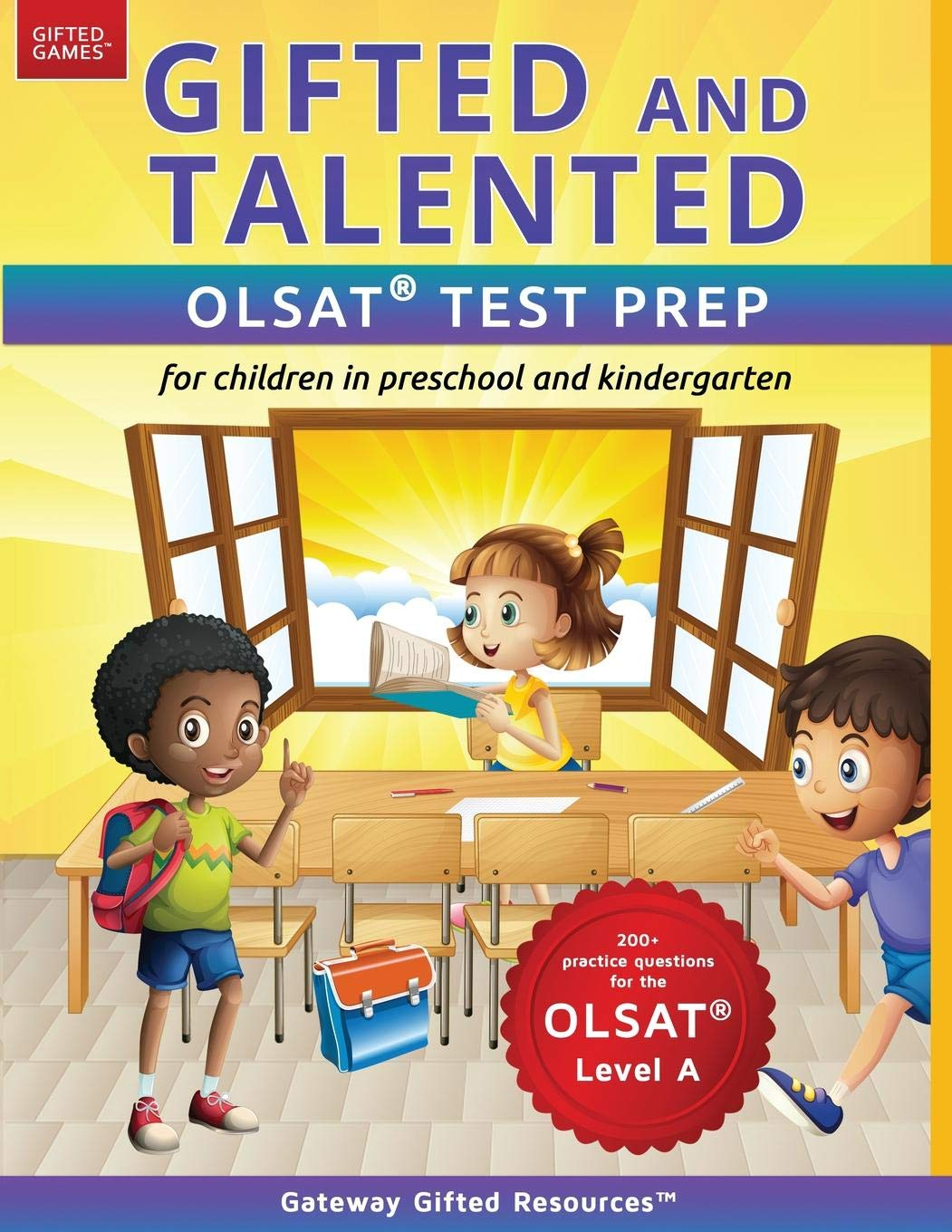 Amazon Gifted And Talented OLSAT Test Prep