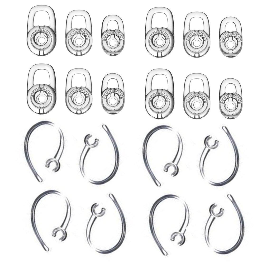 Almohadillas Auriculares PLANTRONICS 12 PCS (SMALL/MEDIUM/LA