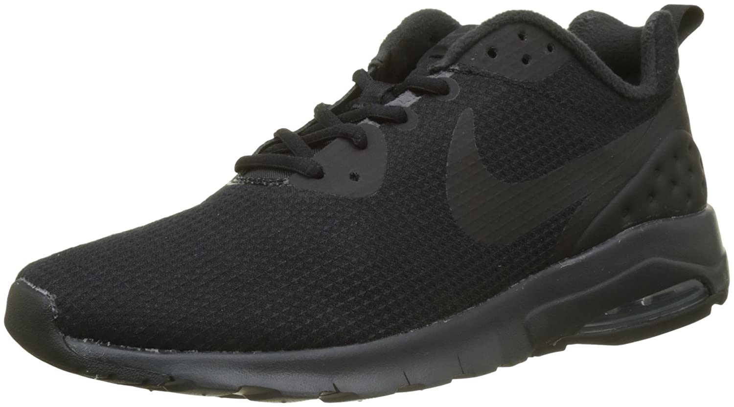 NIKE Men's Air Max Motion Low Cross Trainer B06Y151BY4 9 D(M) US|Black/Black/Anthracite