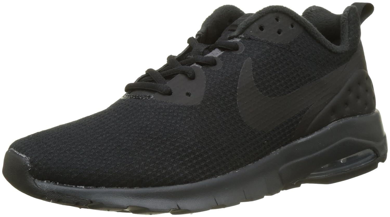Nike Hommes Air Max Motion Low Cross Trainer Noir/Anthracite Magasins en ligne 88K243