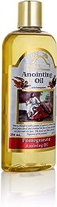 Bible Lands Treasure Anointing Oil for Prayer , Blessing Oil of Gladness | Pomegranate, 250 ml