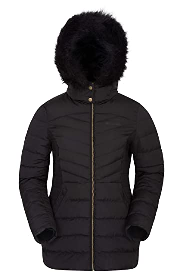 Mountain Warehouse Below Zero Womens Padded Jacket Warm Winter