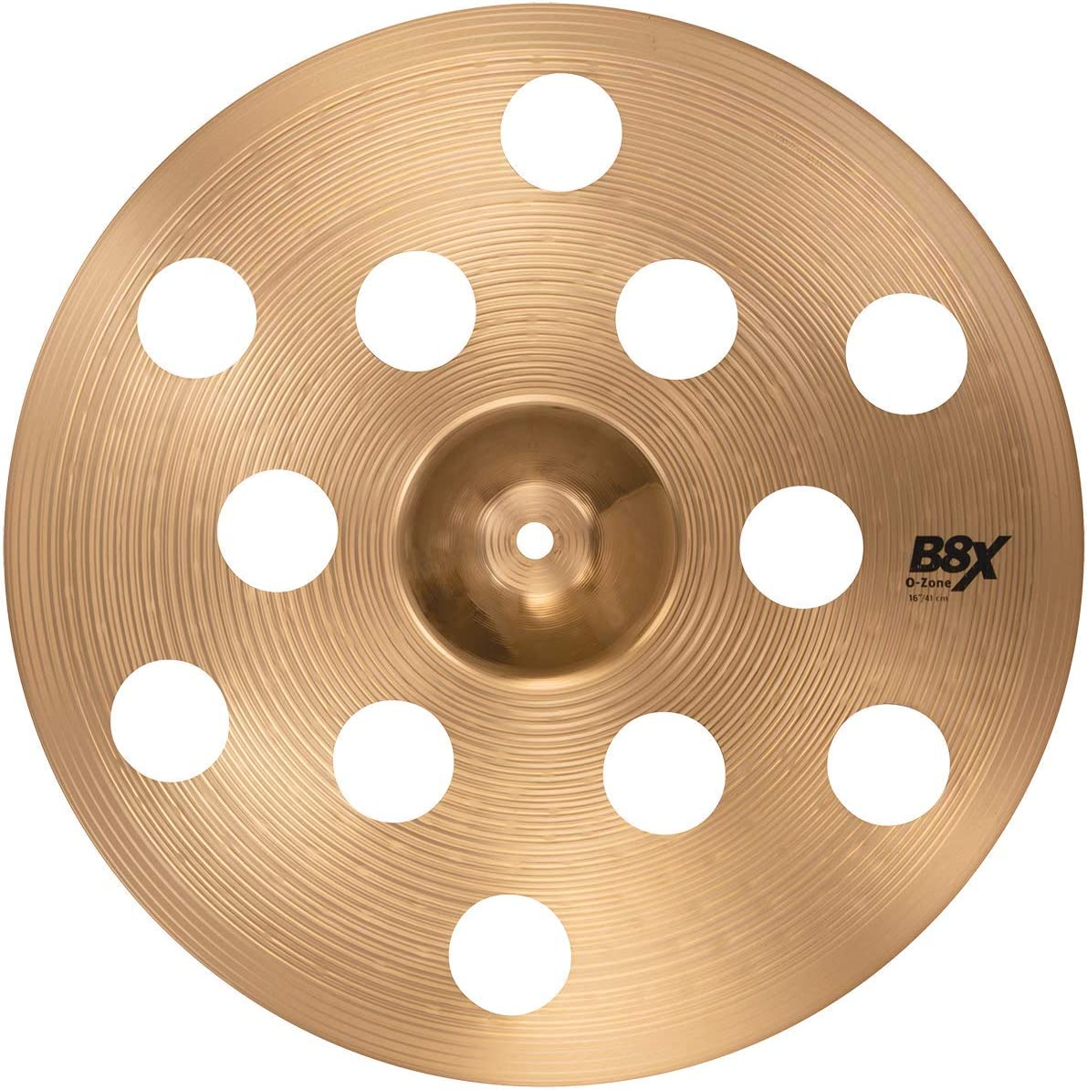 Sabian B8X 18 O-Zone Cymbal