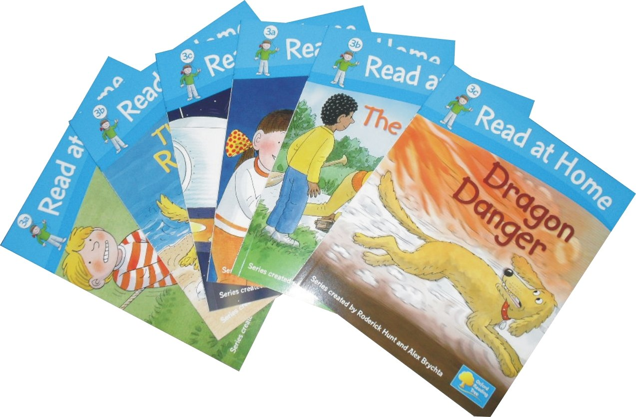 Workbooks oxford reading tree workbooks : Oxford Reading Tree - Read at Home Level 3 Pack - 6 Books ...