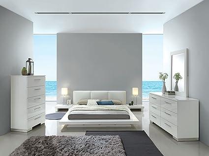 Amazon.com: Esofastore Christie Collection Beautiful Bedroom ...