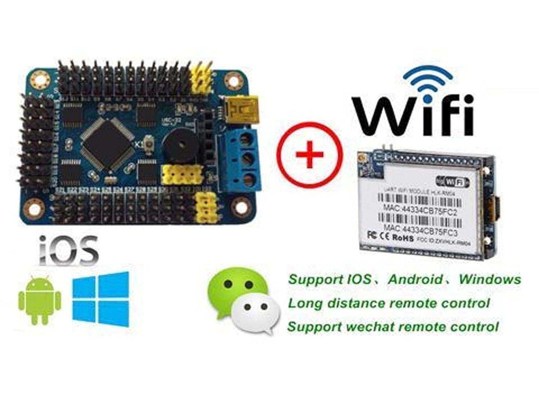 Hobbypower Usb Usc 32 Channel Servo Uart Controller Member Robot Tutorials Board Unit For Diy Arduino Toys Games