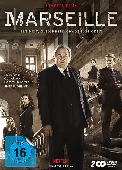 Marseille - Staffel eins [2 DVDs]