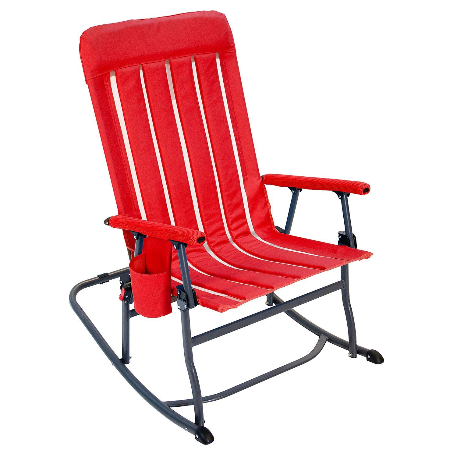 Swell Members Mark Portable Rocking Chair Red Ocoug Best Dining Table And Chair Ideas Images Ocougorg