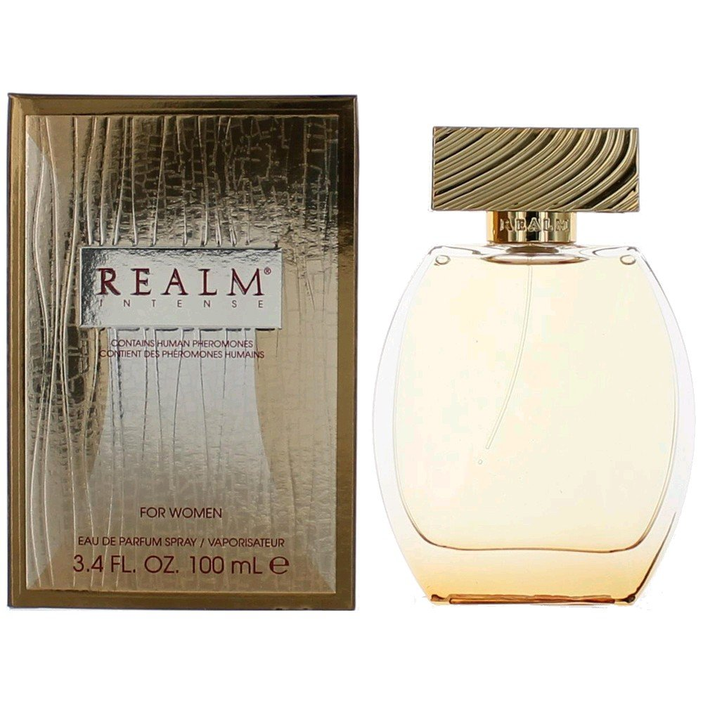 Realm Intense For Women 3.4 oz EDT Spray By Realm