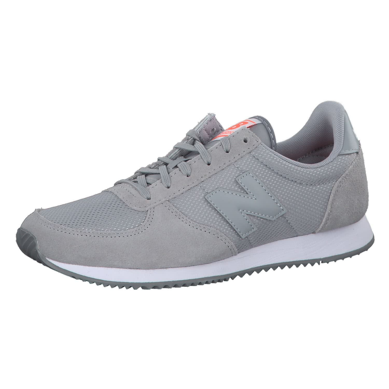New Balance Damen WL220 Sneaker, grau / wei