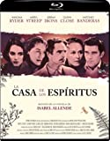 La Casa De Los Espiritus   Blr [Blu-ray]