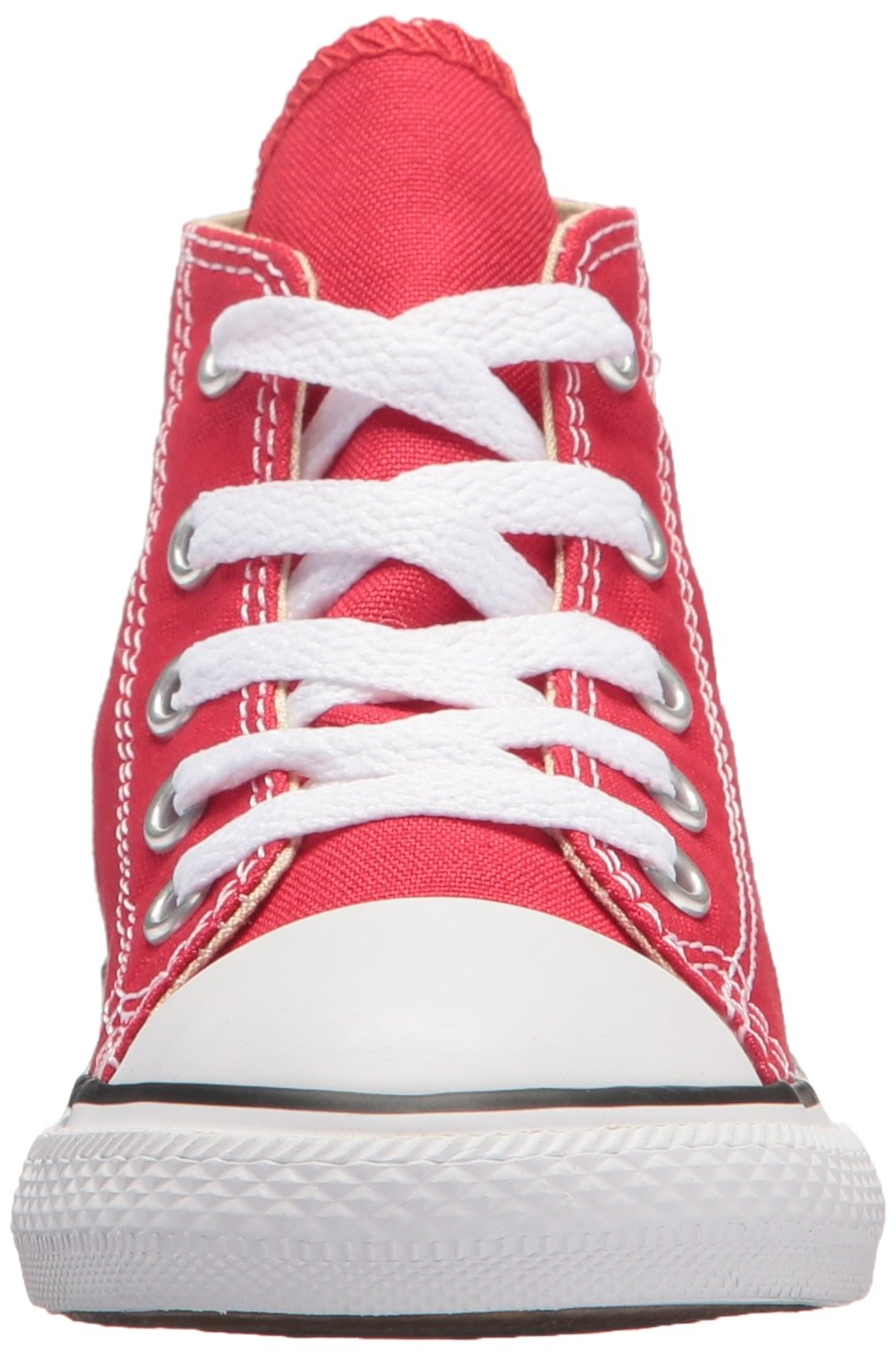 Converse Kids Chuck Taylor Classic Hi Red Sneaker - 10.5 by Converse (Image #4)