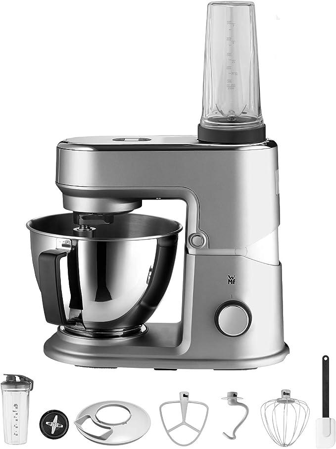 WMF 416680071 Robot de cocina, acwero Inoxidable Cromargan, gris ...