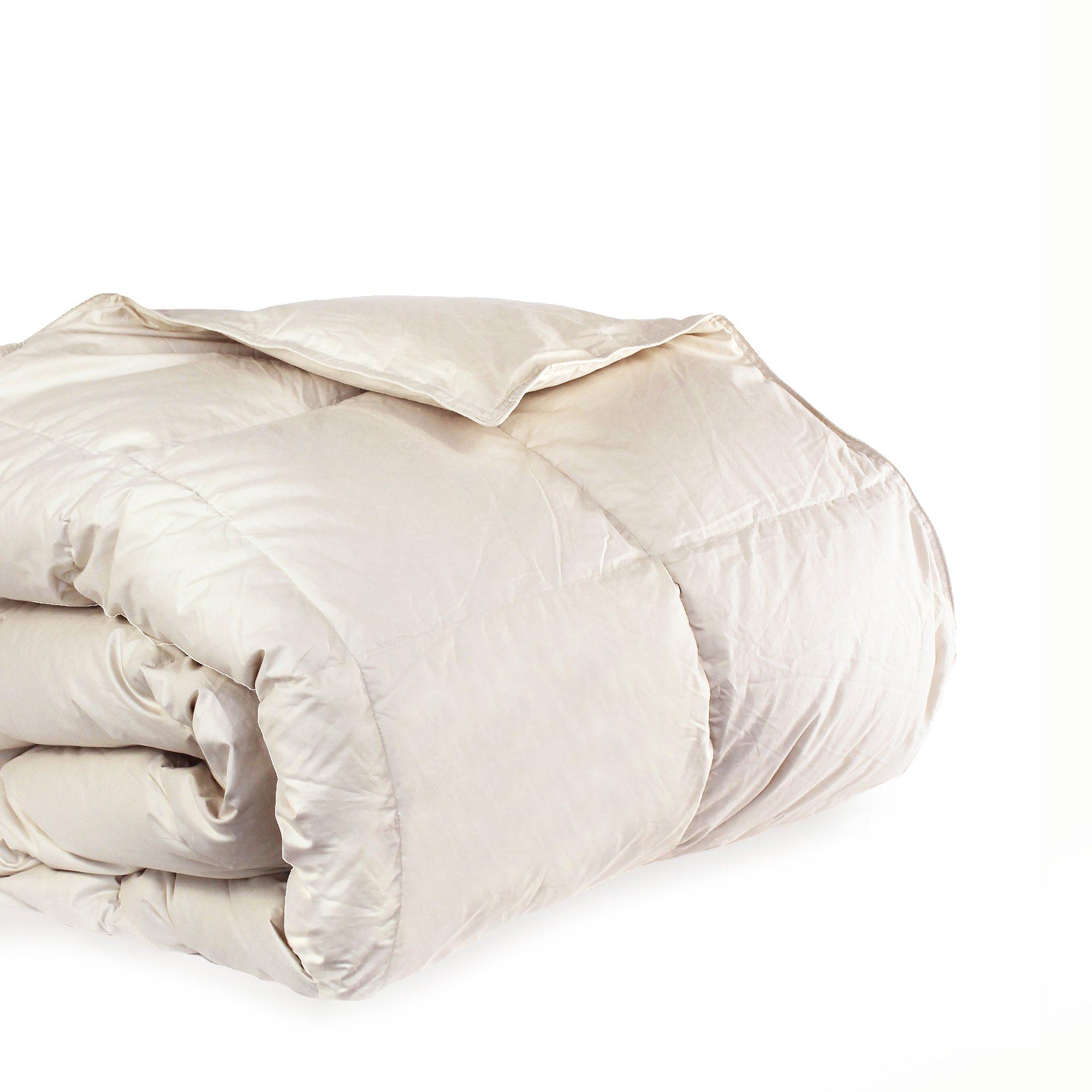 Melange Home 206865 206865 Down Alt Comforter,Sand Dune,Queen