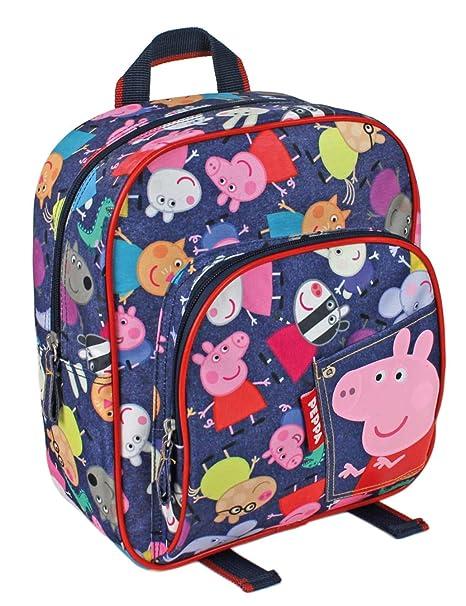 Mochila Peppa Pig Characters