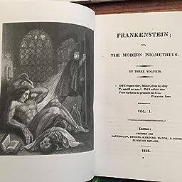 victor frankenstein prometheus