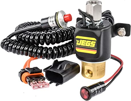 JEGS 63004 Electronic Right Front Brake Shut-Off Kit Includes