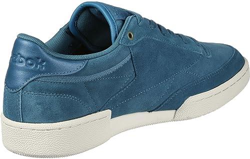 09d93018c7c Reebok Men s Club C 85 MCC Tennis Shoes  Buy Online at Low Prices in ...