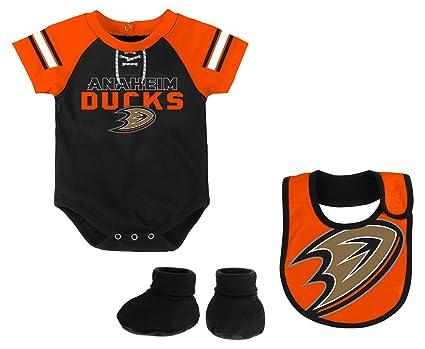4d829dff0 NHL Anaheim Ducks Newborn   Infant Little D-Man Onesie