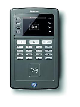 Safescan TA-8010 - Controlador de presencia: Amazon.es: Oficina y papelería