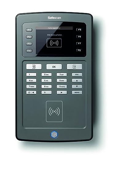 Safescan TA-8010 - Controlador de presencia